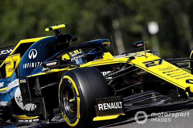 "Nico Hulkenberg, Renault F1 Team R.S. 19 <span class=""copyright"">Steven Tee / LAT Images</span>"