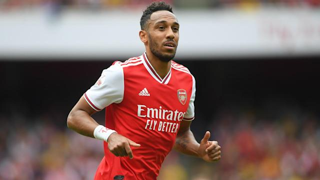 Arsenal forward Pierre-Emerick Aubameyang dismissed reports surrounding concerns over his promotion to captain.