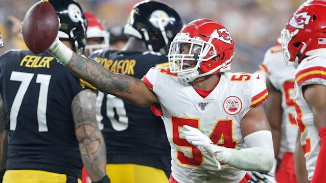 He had one offer to play college football. Now, this Chiefs LB is a prime fit in KC