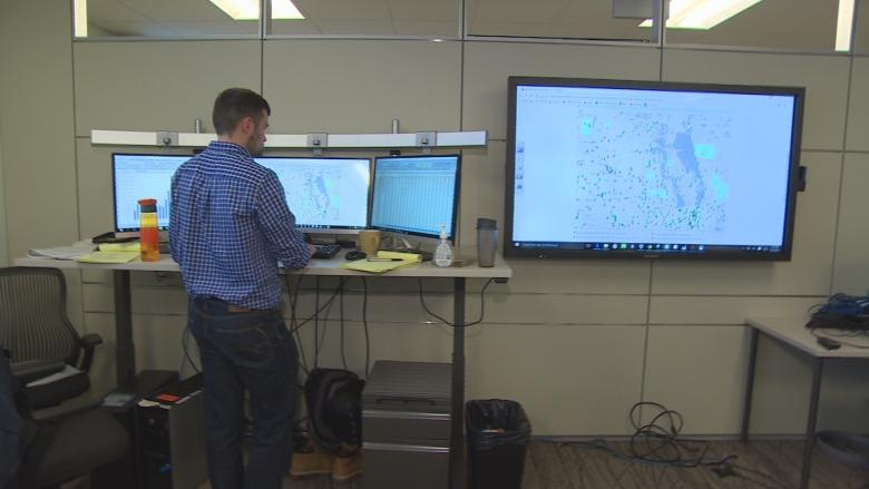 Manitoba flood forecast data centre getting busy