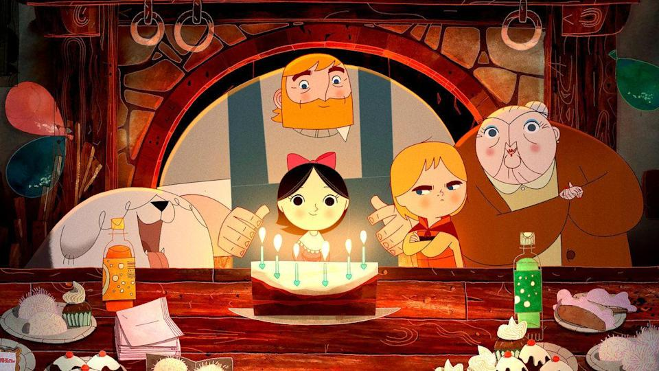 """<p>This Irish animated film, from the creators of Oscar-nominated <em>The Secret of Kells</em>, follows a brother and sister who are the last of a special breed: They're really seals who turn into humans on dry land. Together, they go on an adventure to get back to the sea.</p><p><a class=""""link rapid-noclick-resp"""" href=""""https://www.netflix.com/title/80015342"""" rel=""""nofollow noopener"""" target=""""_blank"""" data-ylk=""""slk:STREAM NOW"""">STREAM NOW</a></p>"""