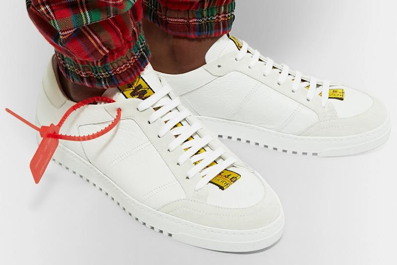 ef8b0f0237b65 Off-White s Three New Sneaker Styles Are Selling Out Fast