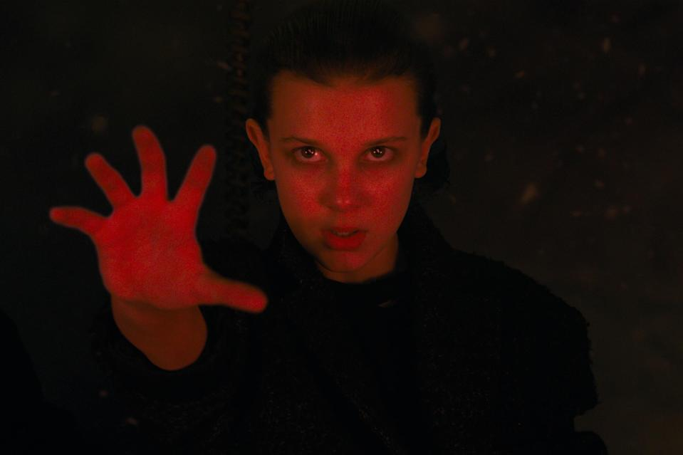 Stranger Things' Millie Bobby Brown is said to be earning more than her child co-stars