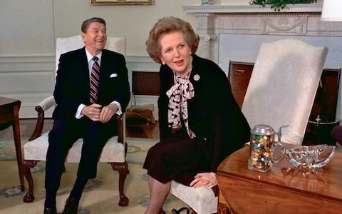 Reagan Thatcher - Credit:  J. Scott Applewhite/ AP