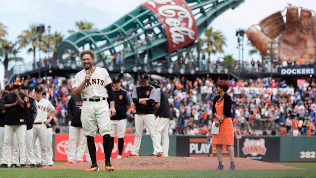 In an interview with NBC Sports Bay Area, Hunter Pence said he's open to a Giants reunion.