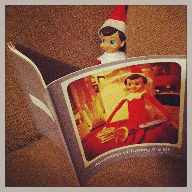 """<p>After your Elf has visited for a few years, you'll likely have some photos of your favorite memories. Compile them in a photo book and take a walk down memory lane when your elf returns!</p><p><a class=""""link rapid-noclick-resp"""" href=""""https://go.redirectingat.com?id=74968X1596630&url=https%3A%2F%2Fwww.shutterfly.com%2Fphoto-books%2F&sref=https%3A%2F%2Fwww.countryliving.com%2Flife%2Fkids-pets%2Fg29656008%2Felf-on-the-shelf-return-ideas%2F"""" rel=""""nofollow noopener"""" target=""""_blank"""" data-ylk=""""slk:SHOP PHOTO BOOKS"""">SHOP PHOTO BOOKS</a></p>"""