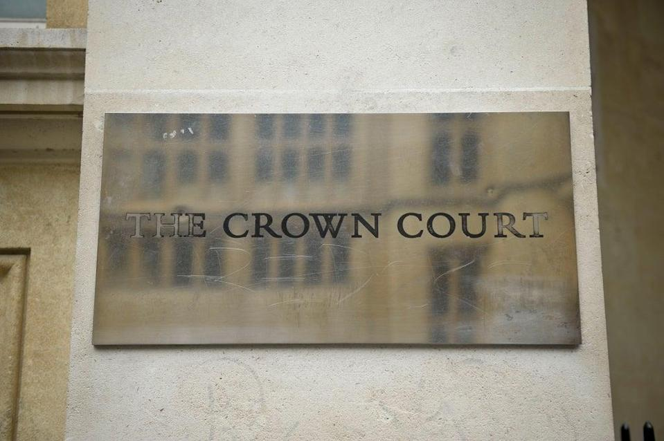 A sign for Bristol Crown Court (Ben Birchall/PA) (PA Archive)