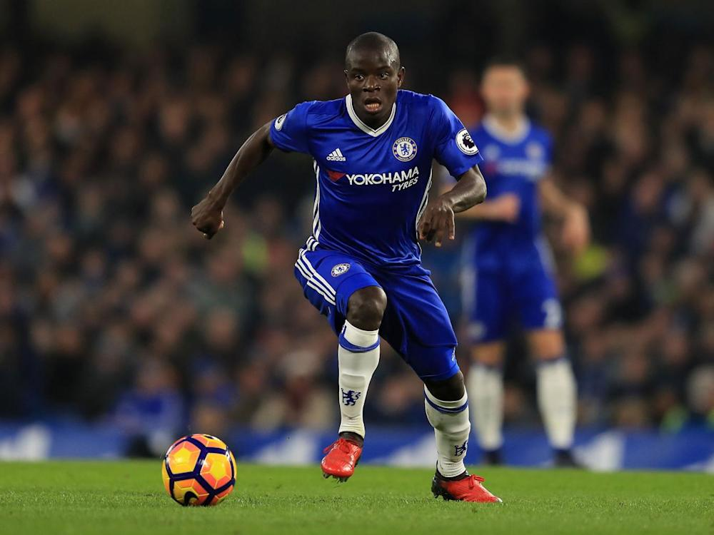 N'Golo Kante has helped transform Chelsea this season (Getty)
