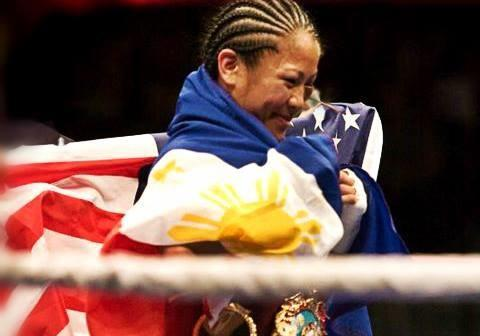 Ana Julaton, Bellator Fighter and World Champion Boxer, Abruptly Retires from Fighting
