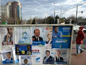 Romanian left seeks election comeback