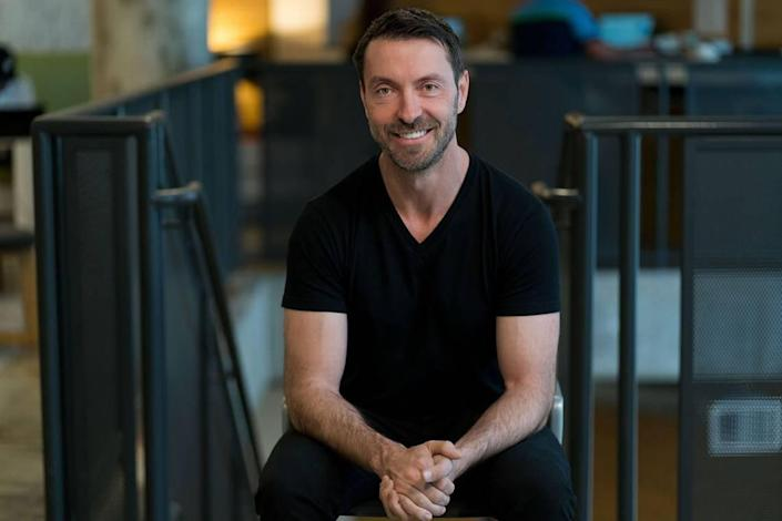 Jody Glidden, CEO of sales software group IntroHive, plans to bring 100 employees to its new Miami headquarters.