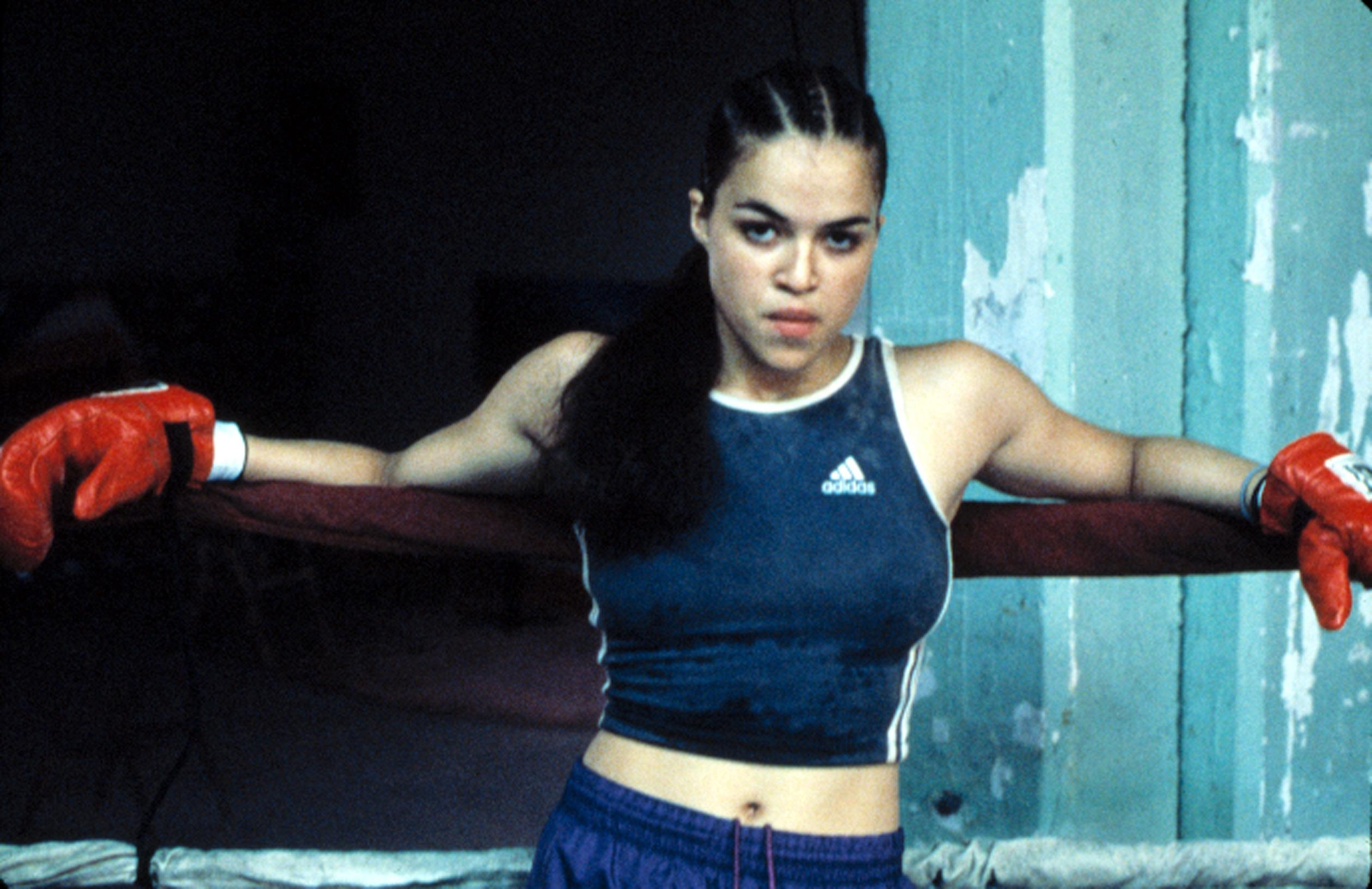 Michelle Rodriguez in 'Girlfight' (Screen Gems)