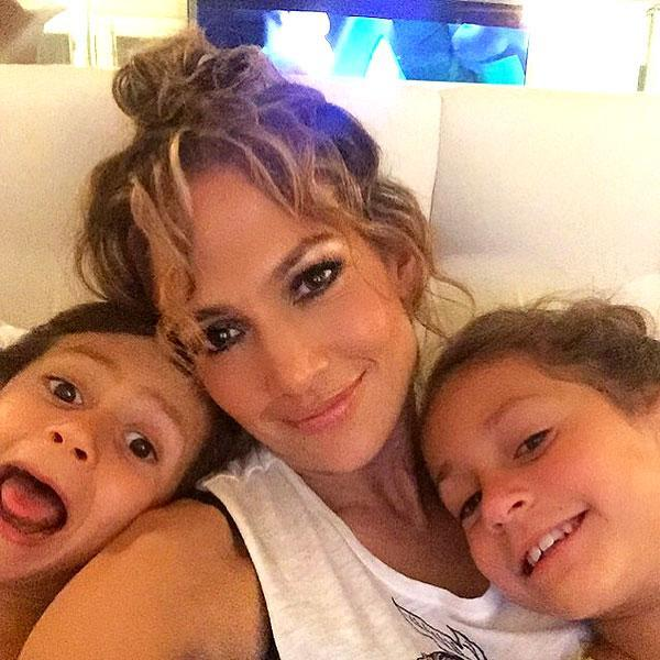 """<p><a href=""""https://people.com/tag/jennifer-lopez/"""" rel=""""nofollow noopener"""" target=""""_blank"""" data-ylk=""""slk:Jennifer Lopez"""" class=""""link rapid-noclick-resp"""">Jennifer Lopez</a> has many titles: singer, actress, performer.. and mother.</p> <p>Lopez co-parents her 13-year-old twins, <a href=""""https://people.com/parents/jennifer-lopez-twins-emme-max-turn-13-birthday/"""" rel=""""nofollow noopener"""" target=""""_blank"""" data-ylk=""""slk:Max and Emme"""" class=""""link rapid-noclick-resp"""">Max and Emme</a>, with ex-husband <a href=""""https://people.com/music/jennifer-lopez-is-leaning-on-marc-anthony-amid-alex-rodriguez-split/"""" rel=""""nofollow noopener"""" target=""""_blank"""" data-ylk=""""slk:Marc Anthony"""" class=""""link rapid-noclick-resp"""">Marc Anthony</a>. </p> <p>The """"On The Floor"""" singer told <i>Today </i>in an emotional interview that she almost thought having kids """"wasn't going to happen.""""</p> <p>""""They just make my life so much better,"""" <a href=""""http://www.today.com/parents/jennifer-lopez-gets-honest-about-motherhood-i-almost-thought-it-t108773"""" rel=""""nofollow noopener"""" target=""""_blank"""" data-ylk=""""slk:Lopez said"""" class=""""link rapid-noclick-resp"""">Lopez said</a>. """"I'm forever grateful. I didn't have kids until later. I almost thought it wasn't going to happen for me, so I'm very aware that I was blessed with that and it could have been something different. I don't take it for granted.""""</p>"""