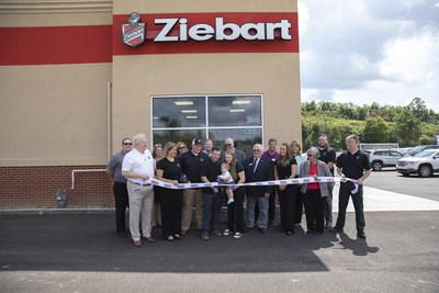Ziebart of Morgantown,WV Grand Opening and Ribbon Cutting Ceremony