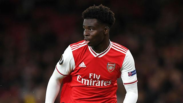 The Gunners academy graduate broke into the senior fold as a promising winger, but is being asked to provide defensive cover at present