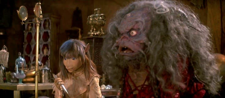 "'80s kids rejoice: There's a new prequel series to ""The Dark Crystal"""