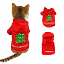 """<p>Let your kitty join in with the Christmas jumper action (or just get really annoyed) this festive season.</p><p>£3.99 <a href=""""https://www.amazon.co.uk/d/Cats/Santa-Costume-Christmas-Pattern-Clothes-Cotton-Hoodie/B01M3ND9DK/ref=sr_1_1?s=pet-supplies&ie=UTF8&qid=1478864202&sr=1-1&keywords=christmas"""" rel=""""nofollow noopener"""" target=""""_blank"""" data-ylk=""""slk:Amazon"""" class=""""link rapid-noclick-resp"""">Amazon</a></p>"""