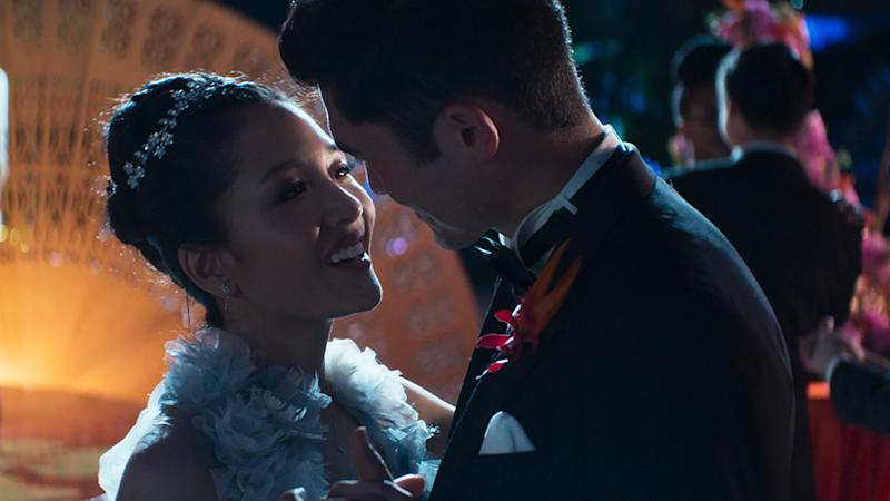 'Crazy Rich Asians' tops box office again