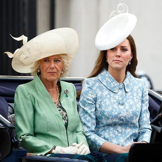 Camilla is reportedly furious that the Queen held a 'trial coronation' for Prince William and Kate Middleton last month. Photo: Getty Images