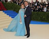 <p>The new couple made their first red carpet appearance together at the 2017 Met Gala. From that point on, the duo became red carpet staples, appearing at award shows, premieres, charity events, and more, always looking exceptionally well dressed!</p>