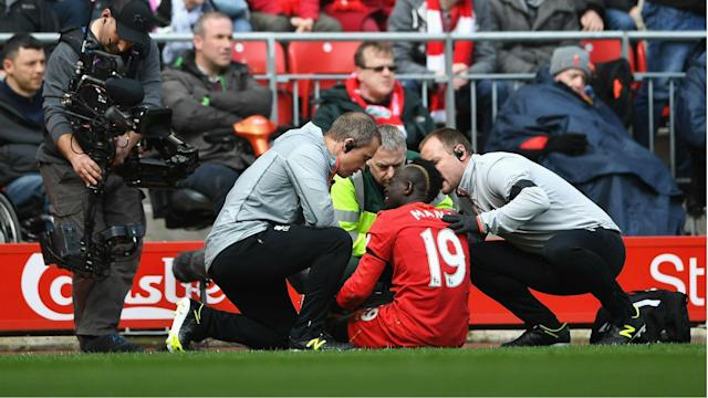 "Liverpool manager Jurgen Klopp said a ""perfect"" Merseyside derby win over Everton was spoiled by Sadio Mane's apparent knee injury."