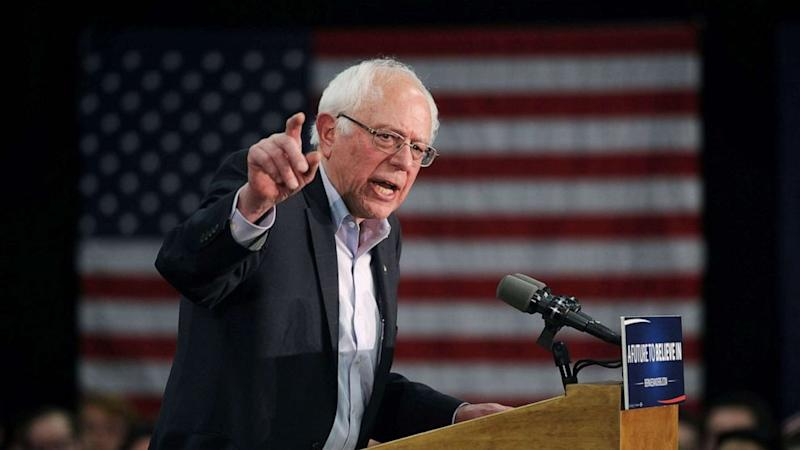 Bernie Sanders predicts 'overwhelming' support for Biden-Harris ticket despite some progressives' disagreements
