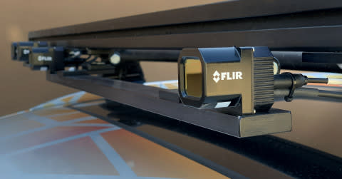 FLIR Systems Partners with Veoneer for First Thermal Sensor-Equipped Production Self-Driving Car with a Leading Global Automaker