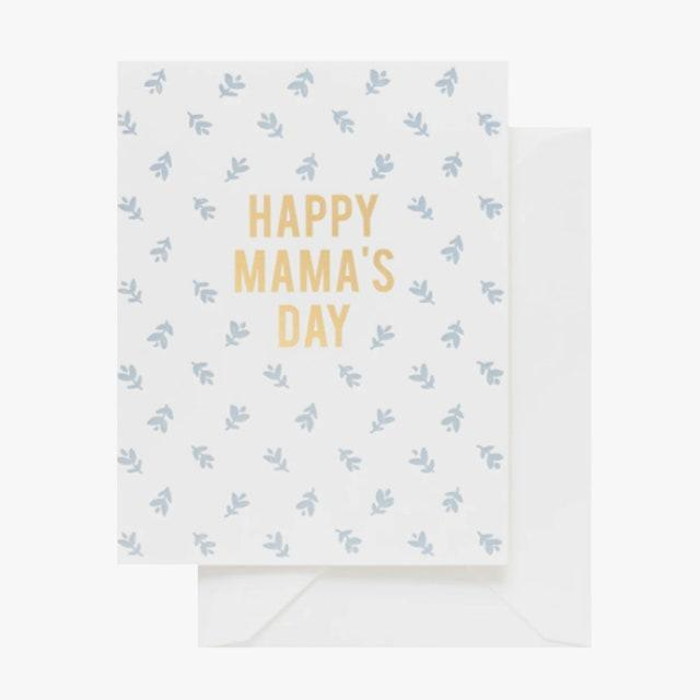 "$6, sugarpaper.com. <a href=""https://sugarpaper.com/collections/mothers-day/products/happy-mamas-day"" rel=""nofollow noopener"" target=""_blank"" data-ylk=""slk:Get it now!"" class=""link rapid-noclick-resp"">Get it now!</a>"
