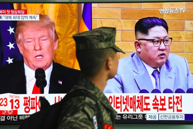 Following a period of heightened tensions stoked by the North's nuclear and missile tests last year, a rapid rapprochement has been underway on the Korean peninsula