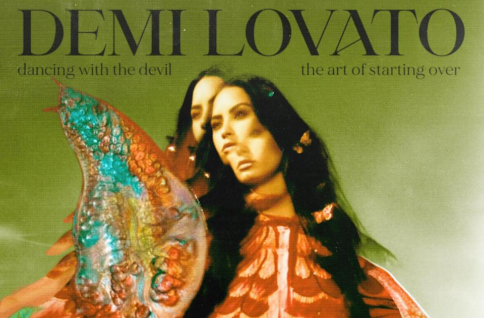 "O disco se chama ""Dancing With The Devil…The Art Of Starting Over"" (Divulgação)"
