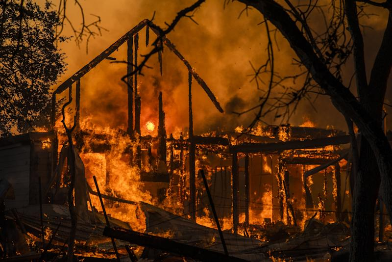 One Wildfire Metric Threatens to Upend PG&E's Bankruptcy