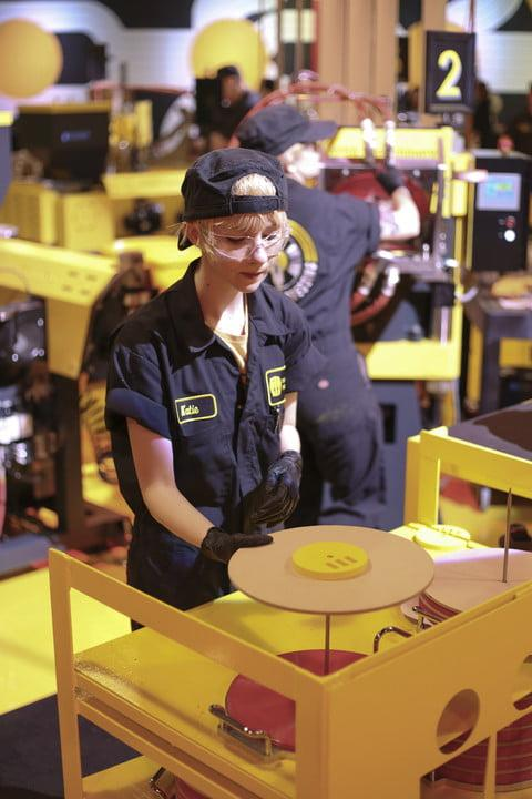 After decades of struggling with ancient equipment and ten years of insane annual increases in demand, the vinyl manufacturing industry is taking its first new strides in decades, and that means prettier, better-sounding, and more diverse records than ever.