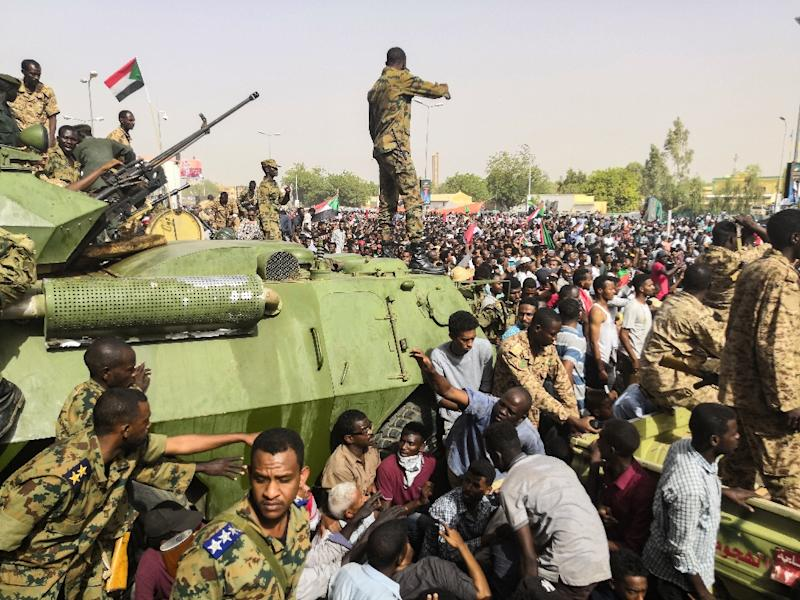 Sudan's Omar al-Bashir may have been ousted but the military council ruling the country is packed with members of his regime