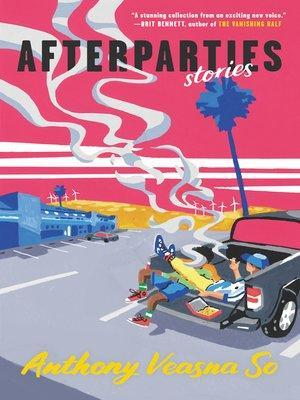 afterparties book cover