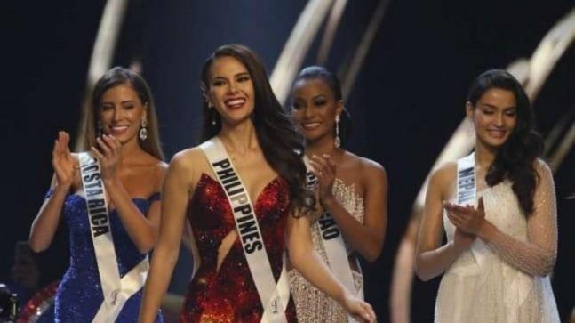 Philippines Catriona Gray wins Miss Universe 2018, which is PH's fourth crown in five decades.