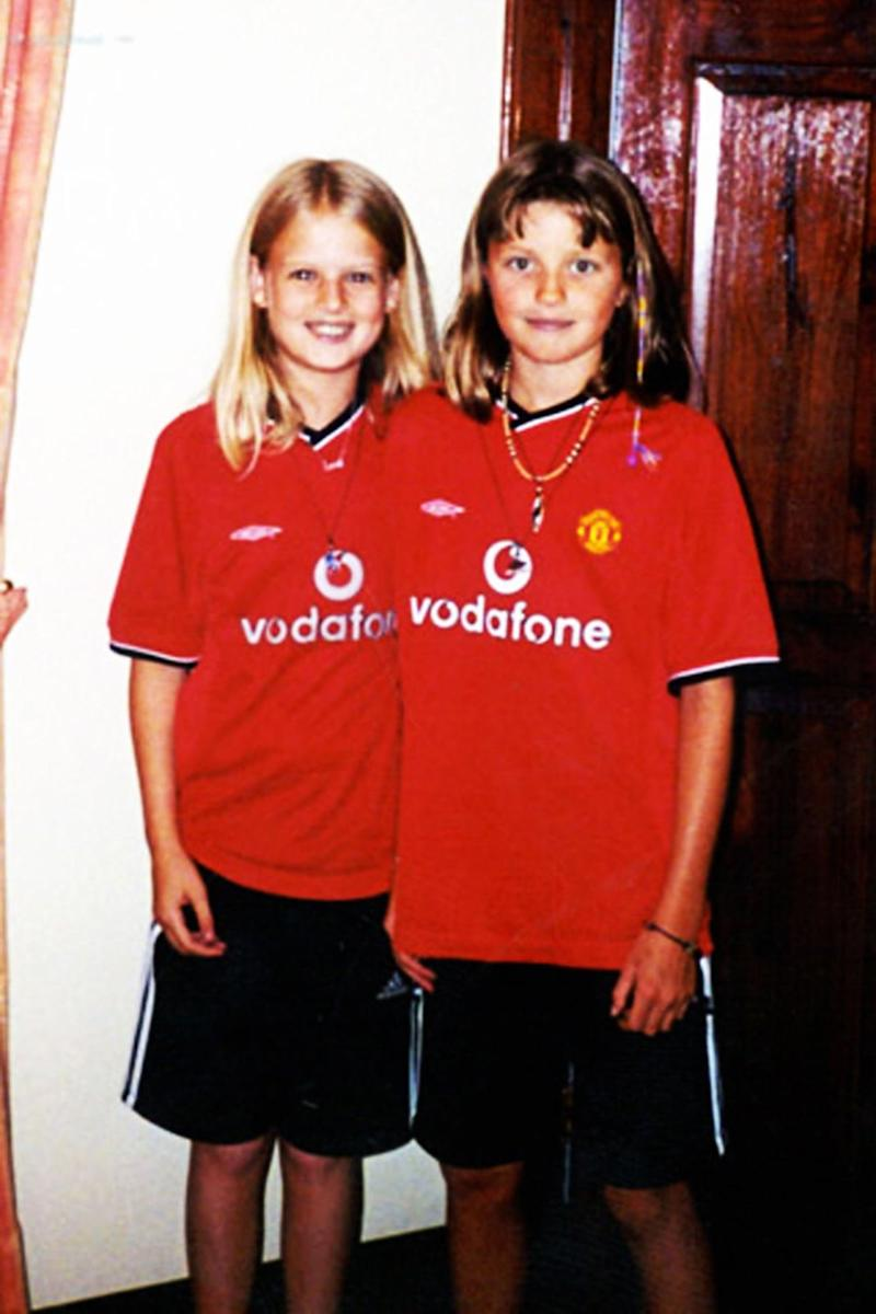 The two ten-year-old girls disappeared on August 4 2002 (Channel 5)