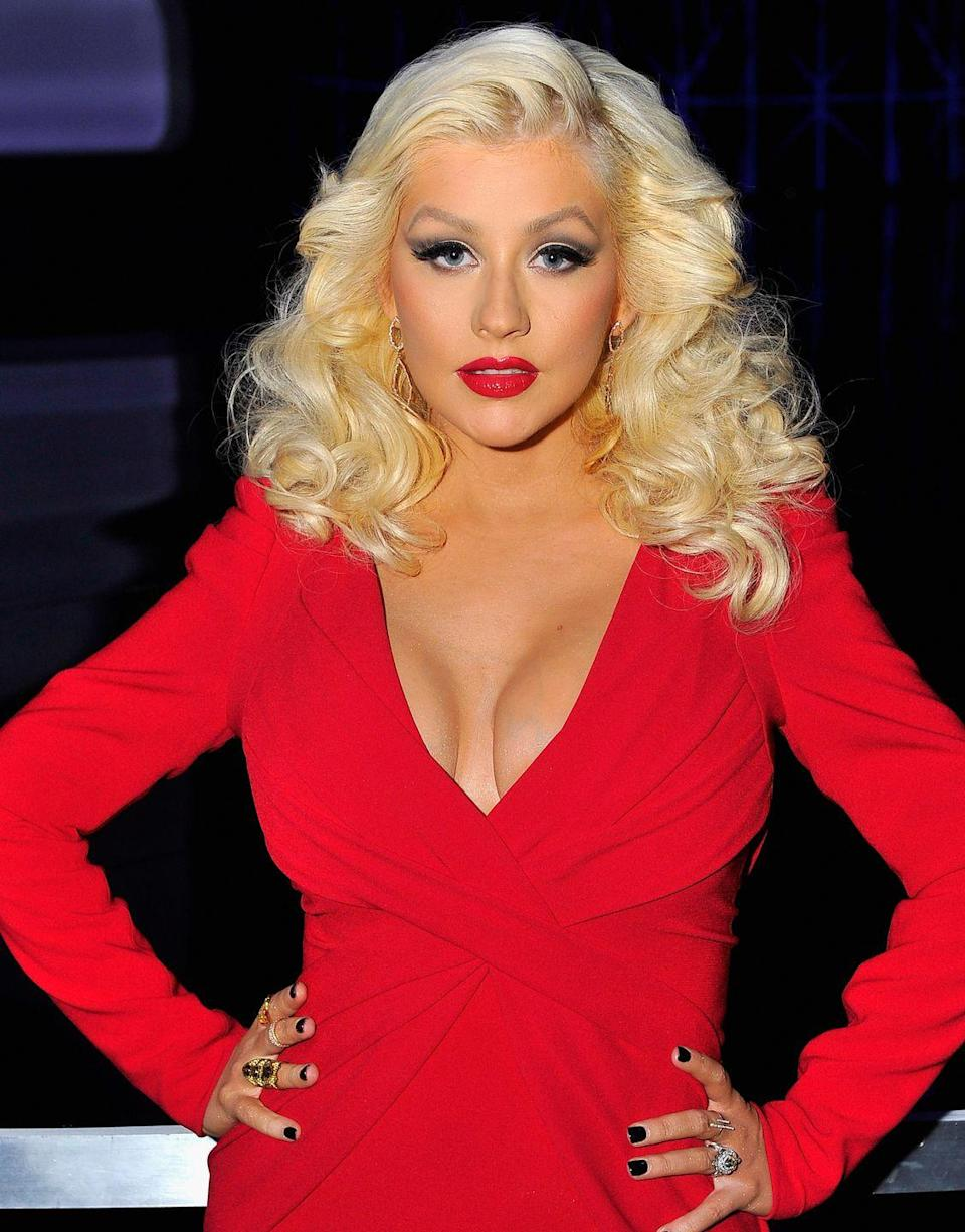 "<p>Christina Aguilera was only 9-years-old when she appeared on <em>Star Search</em>, coming in second place. She joined <em>The Mickey Mouse Club</em>, appearing alongside Britney Spears and Justin Timberlake. Her debut album hit No. 1 with hit singles ""Genie in a Bottle"" and ""What a Girl Wants."" Aside from winning five Grammys, Aguilera starred in <em>Burlesque</em> and was an original judge on <em>The Voice. </em>She also wrapped up a headlining Las Vegas residency in early 2020. We stan.</p>"
