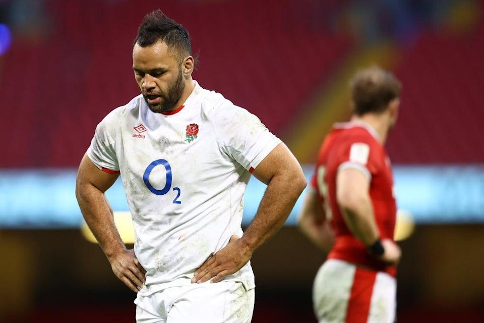 Billy Vunipola isn't included in Eddie Jones' squad (Getty Images)