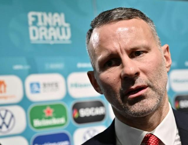 Ryan Giggs has led Wales to their second consecutive European championship finals (AFP Photo/Fabrice COFFRINI)