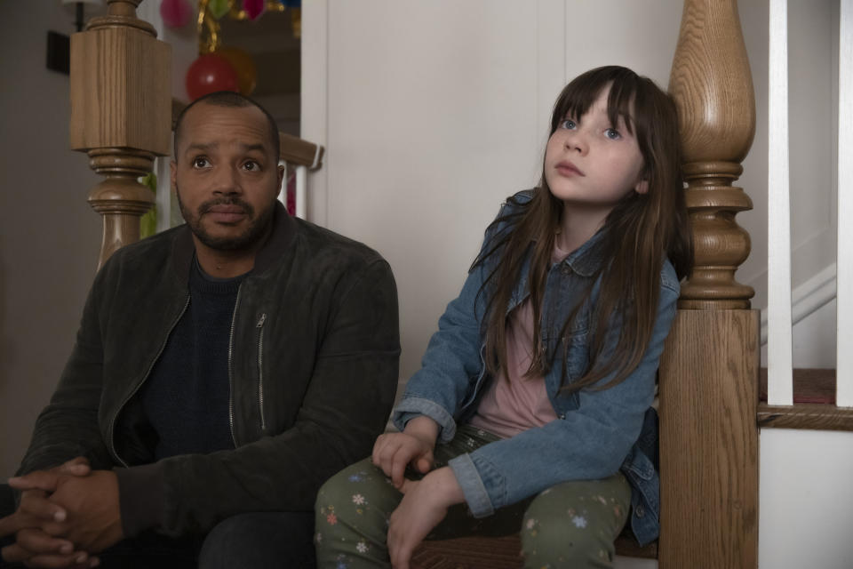 """Donald Faison in der Mystery-Serie """"Emergence"""". (Bild: Getty Images)"""