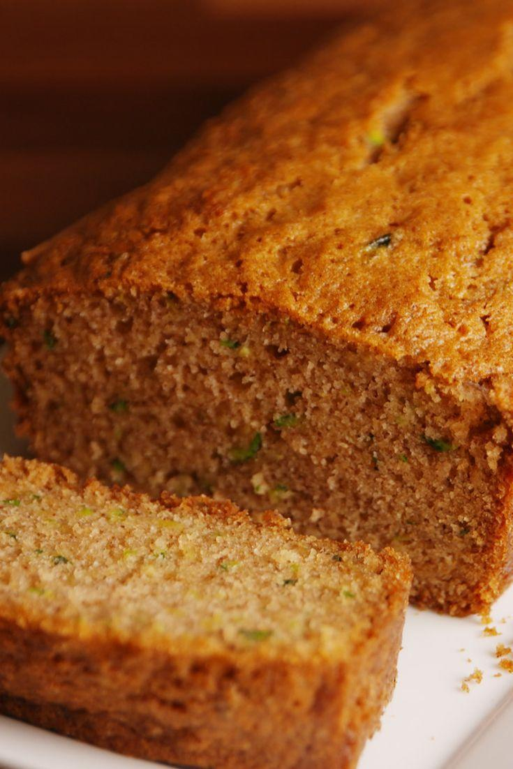 """<p>Zucchini bread lovers, meet your new go-to recipe.</p><p>Get the recipe from <a href=""""https://www.delish.com/cooking/recipe-ideas/recipes/a53021/easy-zucchini-bread-recipe/"""" rel=""""nofollow noopener"""" target=""""_blank"""" data-ylk=""""slk:Delish"""" class=""""link rapid-noclick-resp"""">Delish</a>.</p>"""
