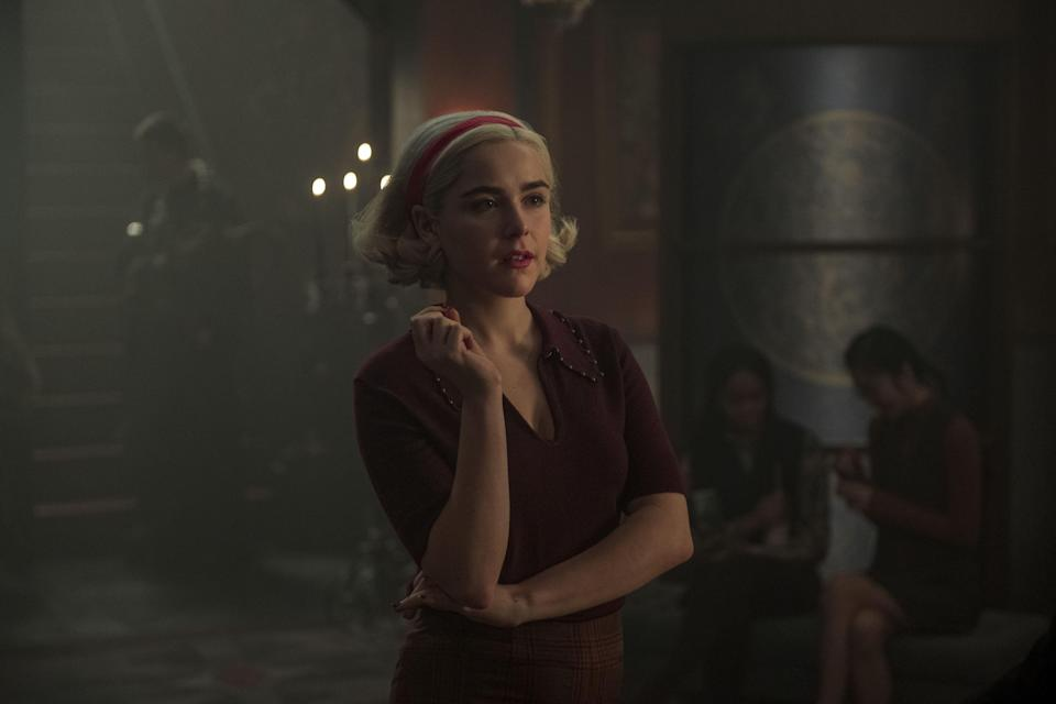 <p><em>Chilling Adventures of Sabrina </em>has certainly left a hole in all our hearts as we say goodbye to our favorite witch and all her friends after this last ride. However, this does mean that we have more free bingewatching time on our schedules as we finish the series. Whether you're looking for the same magical feeling that you got while watching the series to something that'll make you feel like you're right back at Baxter High all over again, we got you covered with some of the best shows that are perfect to watch once you reach the final end credits <em>CAOS</em>'s fourth and final season. So sit back, relax, and get ready to fill up your queue because you're not going to want to stop until you've finished all of these amazing choices.</p><p>Here are the best shows to watch after you're done with Netflix's <em>Chilling Adventures of Sabrina</em>. </p>