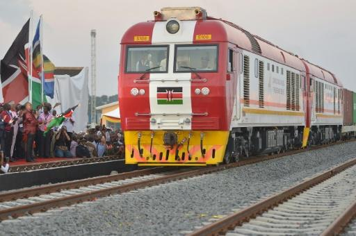 China funding multibillion-dollar railway in Kenya