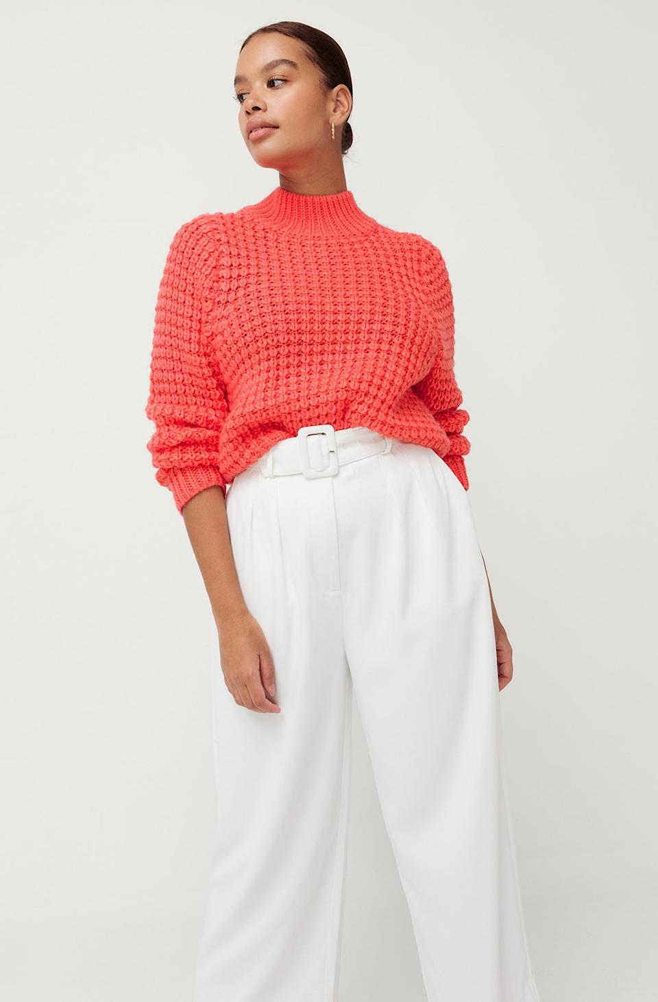 Promises Knit Jumper. Now $49, down from $99.95