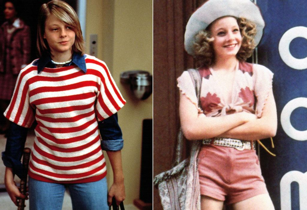 Jodie Foster Freaky Friday / Taxi Driver