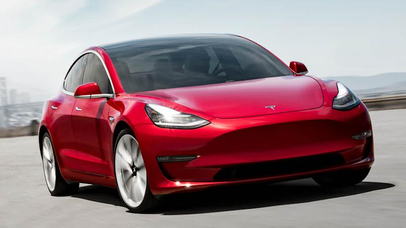 tesla model 3 starting price drops. Black Bedroom Furniture Sets. Home Design Ideas
