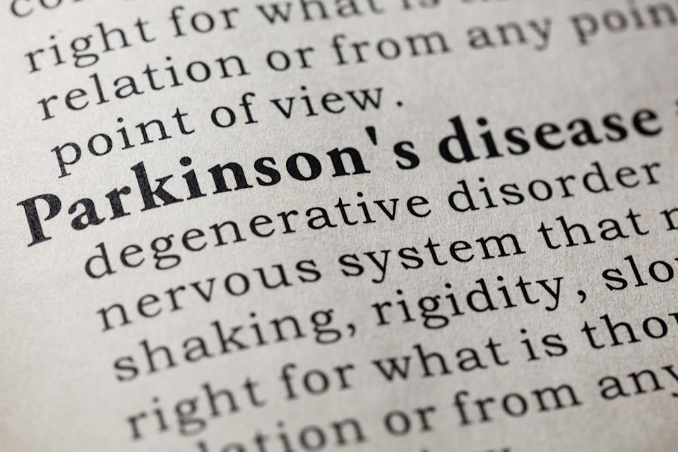 What are the signs of Parkinson's disease? [Photo: Getty]