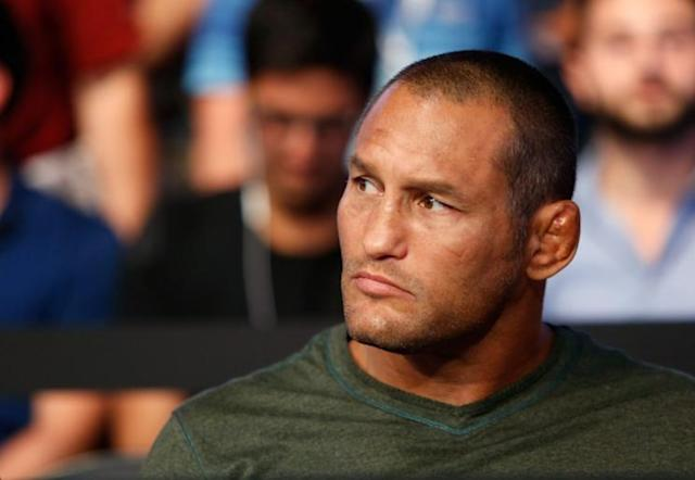 Dan Henderson, who went 13-5 in the Pride Fighting Championship, said the companyhad the UFC beat in the early 2000s. (Getty)
