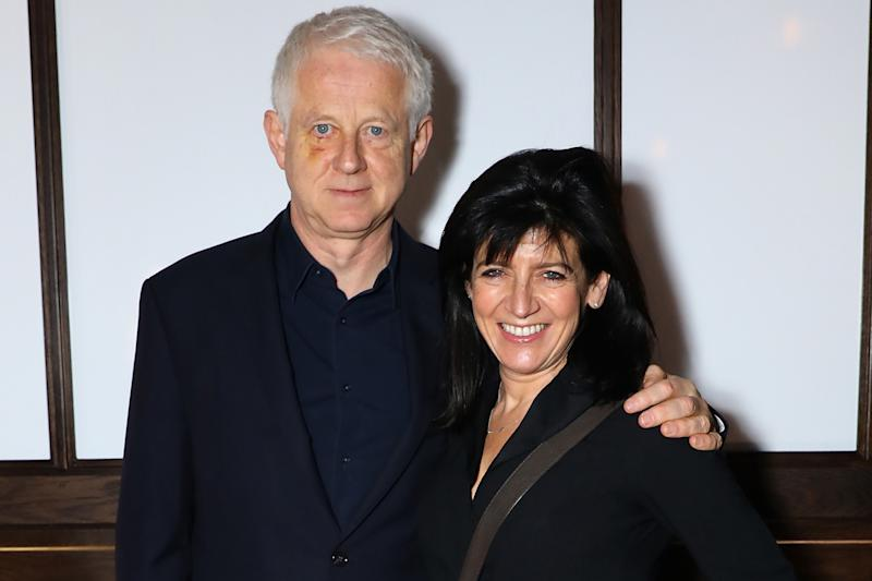 Apprehensive: Richard Curtis and Emma Freud: Dave Benett