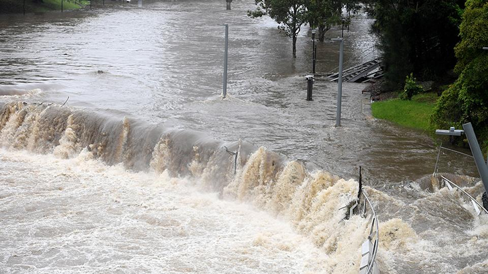 More rain is forecast for the NSW coast and other parts of the state, with flood warnings in place and the premier advising residents to stay home. Source: AAP